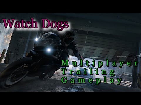 Watch Dogs Multiplayer Gameplay, Twitch stream footage. Piggyback Trophy PS4