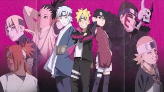BORUTO NARUTO THE MOVIE - 17 Ninja Groove