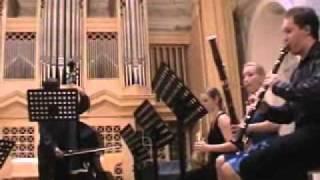 L. van Beethoven Septett Es dur op. 20 Adagio, Allegro con brio