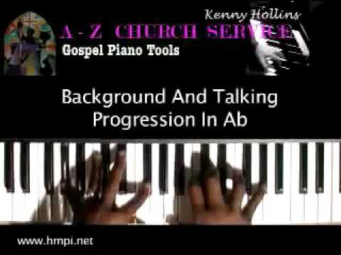 A-Z Gospel Piano [Digital Download]  - $4.97 for the next 24hrs only