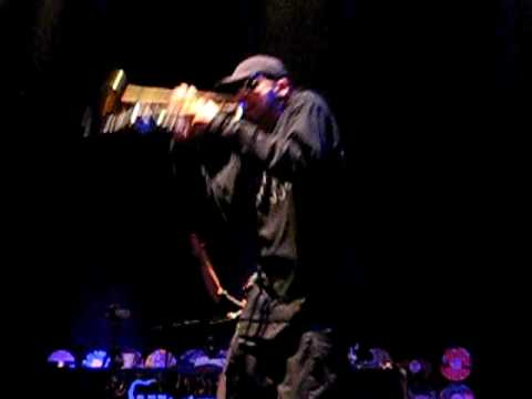 Guru's Jazzmatazz ft. Solar LIVE @ Alicante
