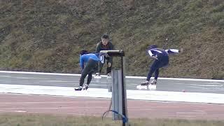 2018年11月18日 苫小牧ハイランド競技会 男子1500m 04組 thumbnail
