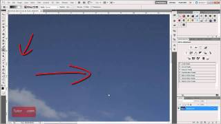 Photoshop Tutorial : How to Remove Dust Spots [60 Seconds] Beginner
