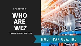 Multi-Pak USA, Inc. Intro Video