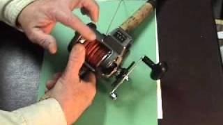catching walleyes on rapalas using lead core line unleaded to catch monster fish