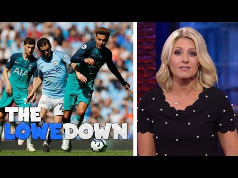 Premier League Weekend Roundup: Matchweek 35 | The Lowe Down | NBC Sports