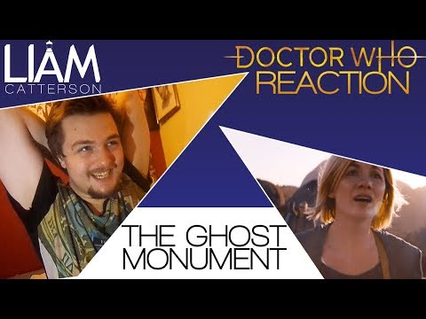 Doctor Who 11x02: The Ghost Monument Reaction