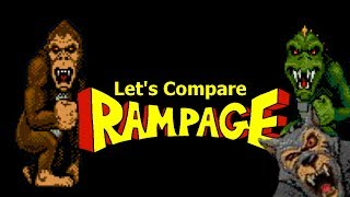 Let's Compare ( Rampage )