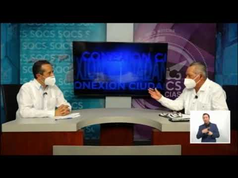 El Gobernador del Estado de Quintana Roo en CONEXIÓN CIUDADANA