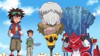 Digimon Fusion Estreno en VORTEXX en La CW
