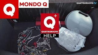 QHelp: Come montare le catene da neve