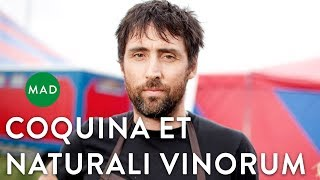 Coquina et Naturali Vinorum   Iñaki Aizpitarte