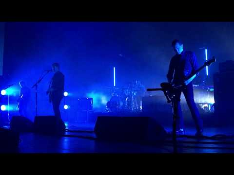 Interpol - NYSMAW (Now You See Me At Work) - México, 14/08/18