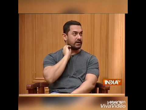 Hinduism about world by Aamir khan