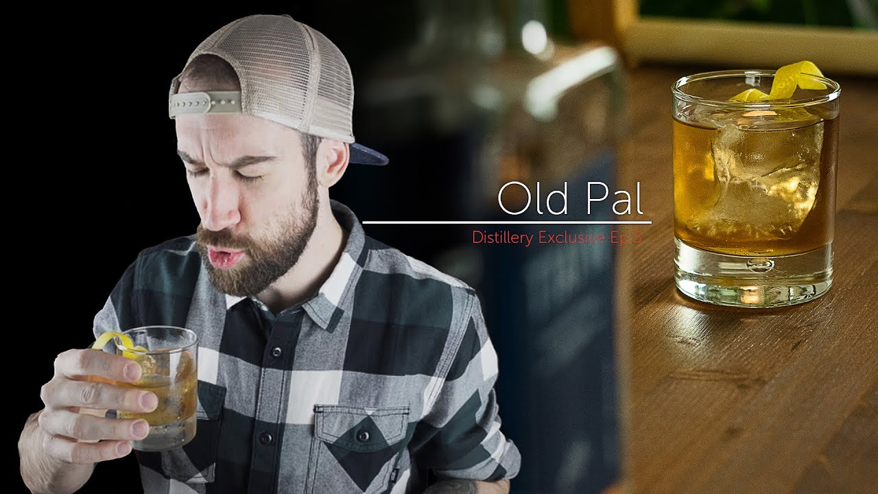 Legend Distillery Old Pal Cocktail - Distillery Exclusive Ep 05