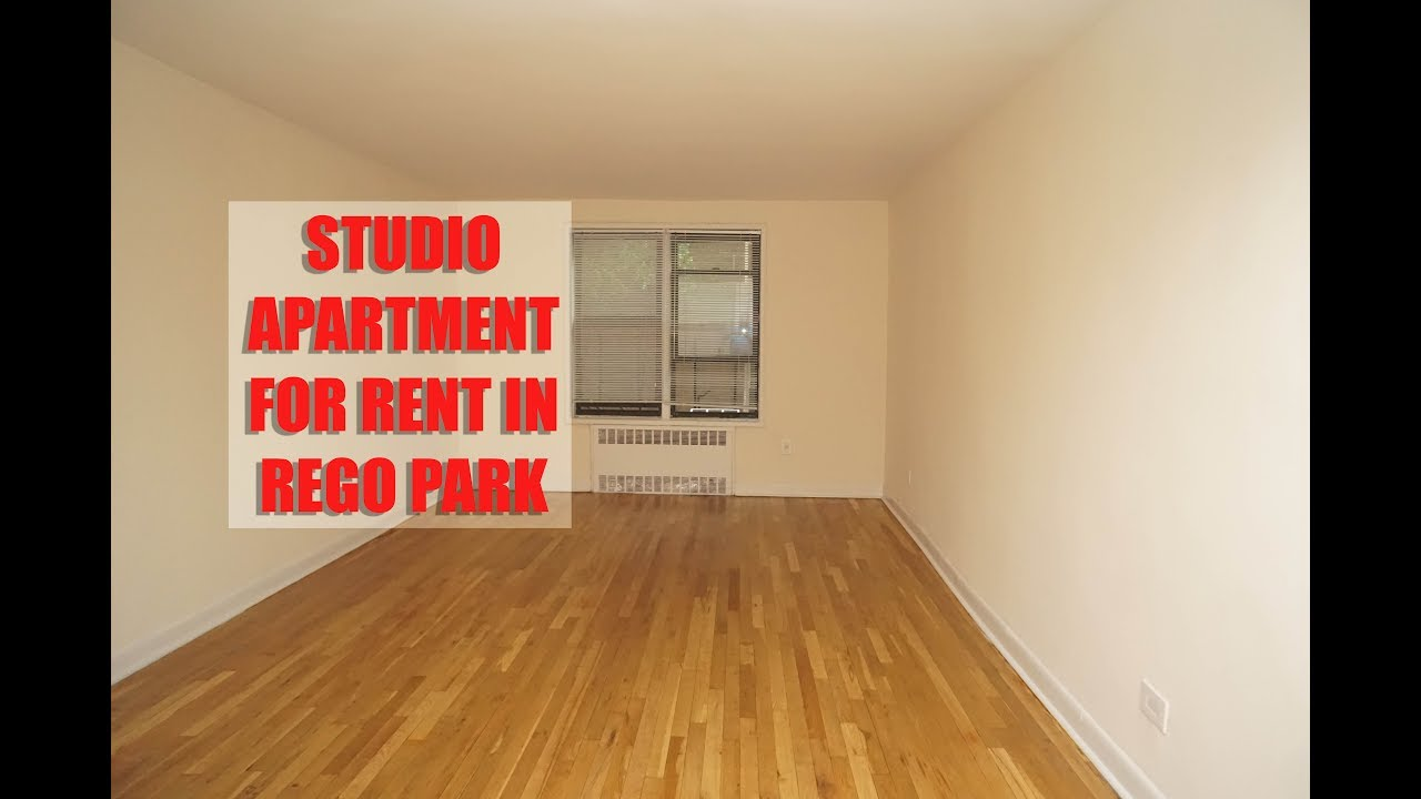Studio Apartment Queens Nyc all new studio apartment for rent in rego park, queens, nyc - youtube