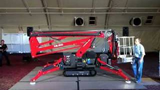 Product Review: Platform Basket 18.90 Crawler-Mounted Aerial Lift