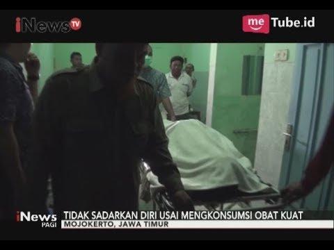 Tenggak Obat Kuat, Wanita Paruh Baya M3regang Nyawa - INews Pagi 09/09