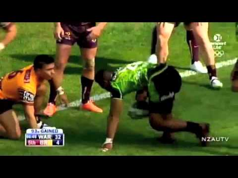 The NRL Show Episode 3 : The Final NRL Trial Matches 27/2/14