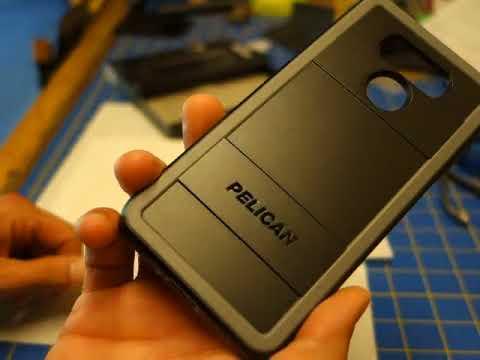 san francisco 83975 cf7cf LG G6 Pelican Case Review