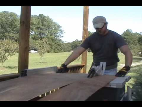 Extreme How To - Bosch 4100 Table Saw