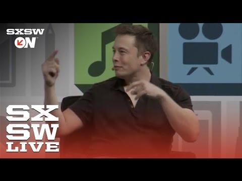 Elon Musk | SXSW Live 2013 | SXSW ON