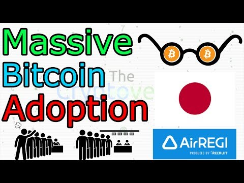 260,000 Japanese Stores Can Now Accept Bitcoin Payments (The Cryptoverse #296)