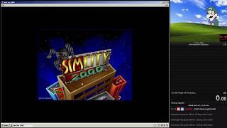 SimCity 2000 - 30k population Speedrun in 1:07.51