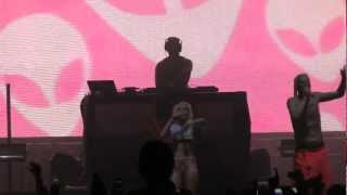 Die Antwoord Baby's On Fire Live @ SONAR Barcelona 2012
