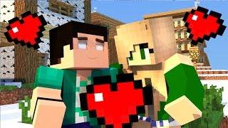 Minecraft - VIDA REAL - #4 A HELENA NÃO PODE SABER!! - Comes Alive Mod