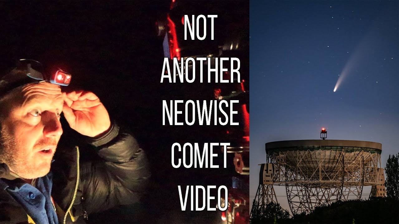 Not Another Neowise Comet Video - Astro Photography