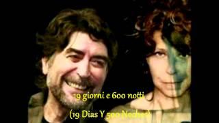 Lu Colombo canta a Sabina  - 19 giorni e 600 notti - 19 días y 500 noches.mp3