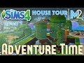 The Sims 4 House Tour - Adventure Time Treehouse
