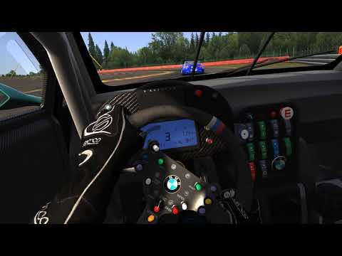 Assetto Corsa + Oculus Rift | BMW M3 GT2 - Spa | Race - Public server