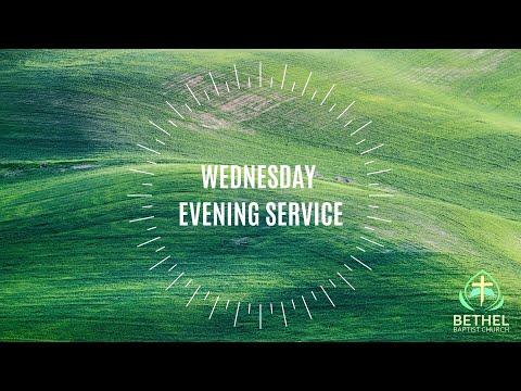 Bethel Baptist Church, Graham, NC - Midweek Service - May 27, 2020