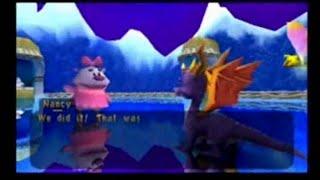 Spyro: Year of the Dragon Walkthrough part 1 of 2