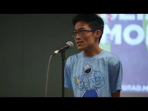 MSU Student speaks at Faculty Senate Meeting