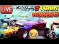 FUNNY/Memorable Livestream Moments #1: Streams 1-10