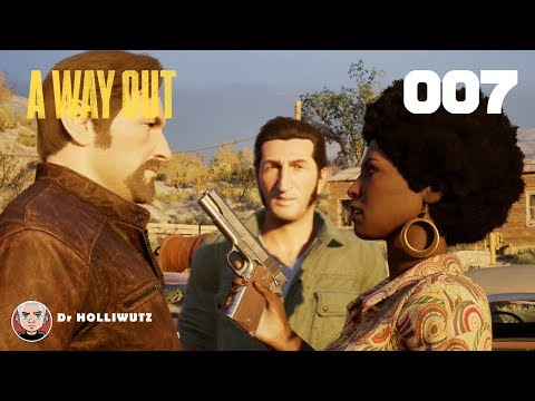 A Way Out #007 - Tanke knacken und Waffen kaufen [XBOX] | Let's play A Way Out