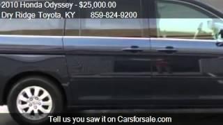2010 Honda Odyssey EX-L - for sale in Dry Ridge, KY 41035