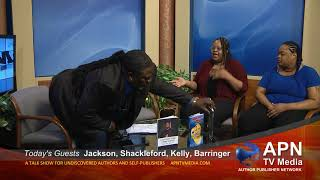 APN TV Media 112 - Interview with Jackson, Shackleford, Kelly, and Barringer