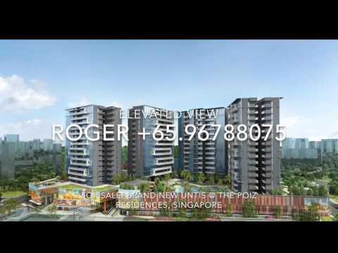 Brand New Sale: POIZ Residences 1 to 5 bedrooms Penthouse @ Singapore