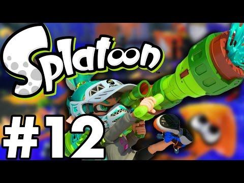 WE ARE STILL UNBEATABLE...!!!! | Splatoon 2 HYPE!!! | Splatoon Wii U Gameplay Part 12