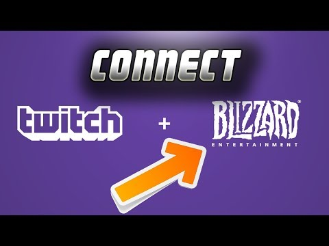 How To Connect Your Blizzard Account To Twitch