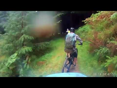 Glentress Black Trail August 2017