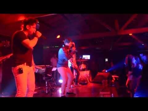 08.06.2013 - Gui Fiuza com Xavier e Marcel no Espaço Villa Music Hall