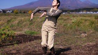 ダンサーの村田香織さんがダンスを通して水族館のスタッフのコミュニケ...