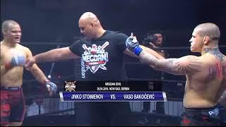 Vaso Bakocevic vs Jivko Stoimenov Megdan 3
