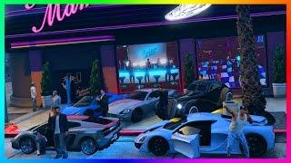 GTA ONLINE BILLIONAIRE'S CLUB RICHEST SPECIAL - MOST EXPENSIVE GTA 5 CELEBRITY SUPER CARS & MORE!