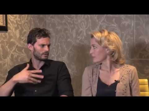 Jamie Dornan and Gillian Anderson talk to BBC about 'The Fall' Season 2